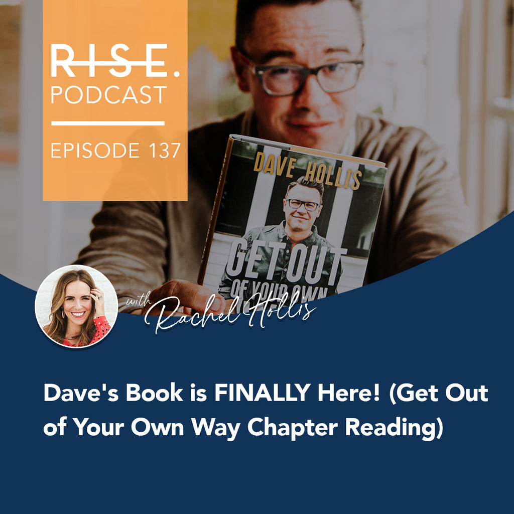Dave's Book is FINALLY Here! (Get Out of Your Own Way Chapter Reading)