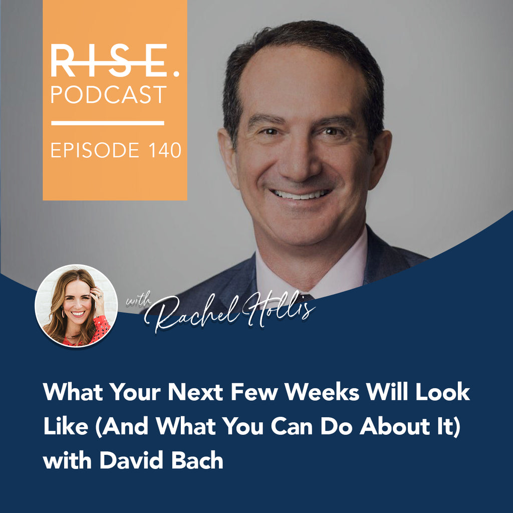 What Your Next Few Weeks Will Look Like (And What You Can Do About It) with David Bach