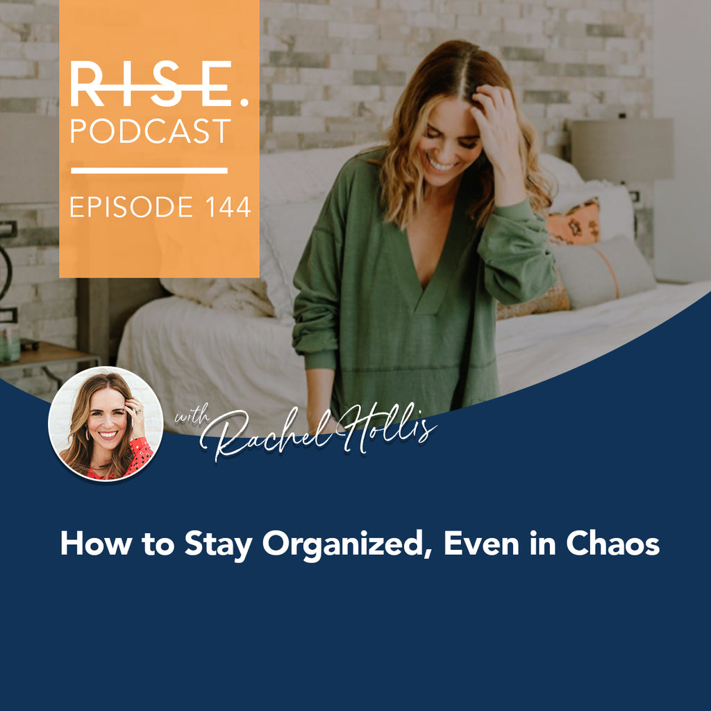 How to Stay Organized, Even in Chaos