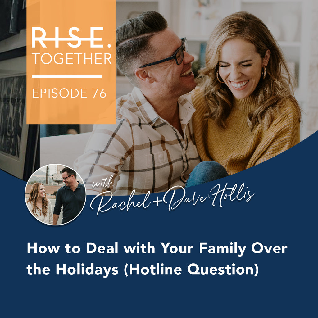 How to Deal with Your Family Over the Holidays (Hotline Question)