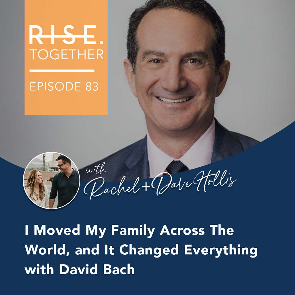 I Moved My Family Across The World, and It Changed Everything - with David Bach