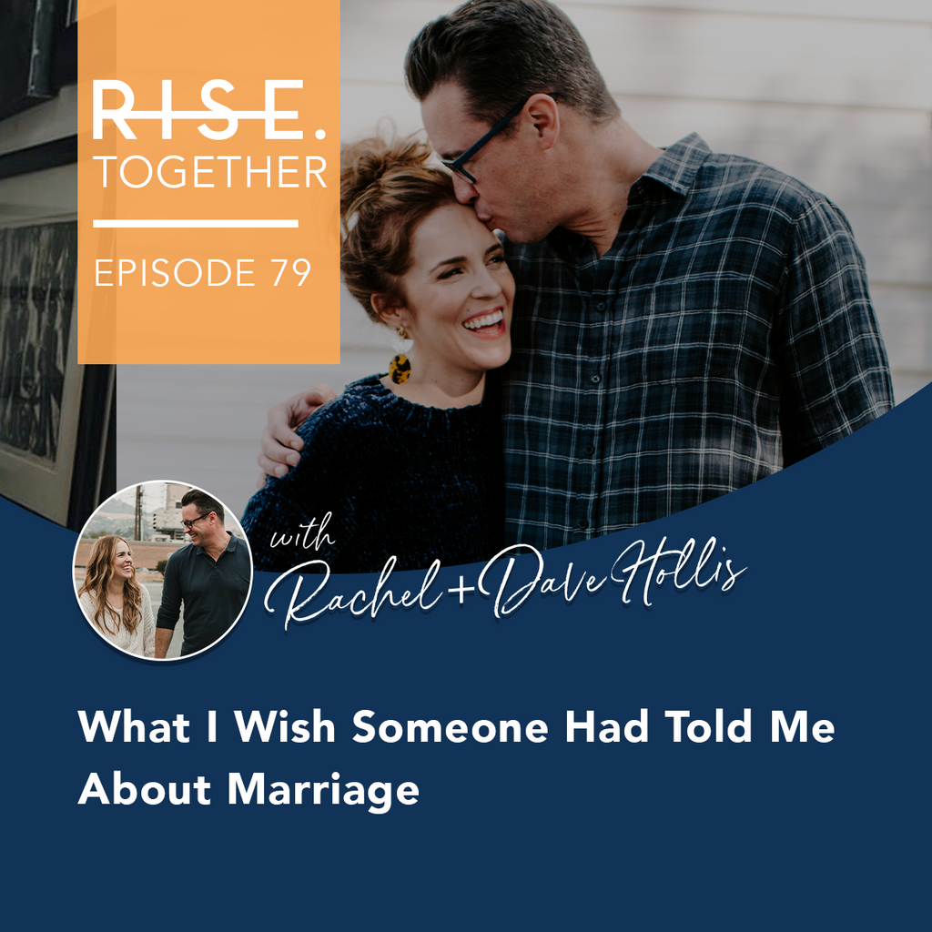 What I Wish Someone Had Told Me About Marriage