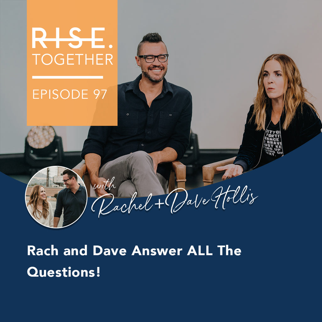 Rach and Dave Answer ALL The Questions!