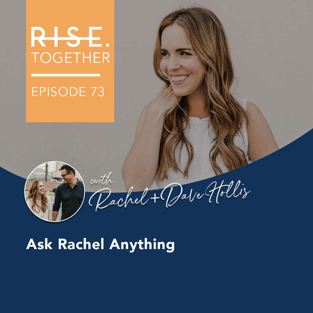 Ask Rachel Anything