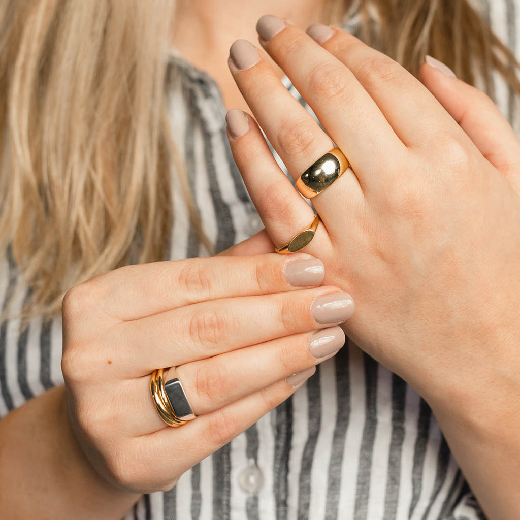 MAKE A STATEMENT RING