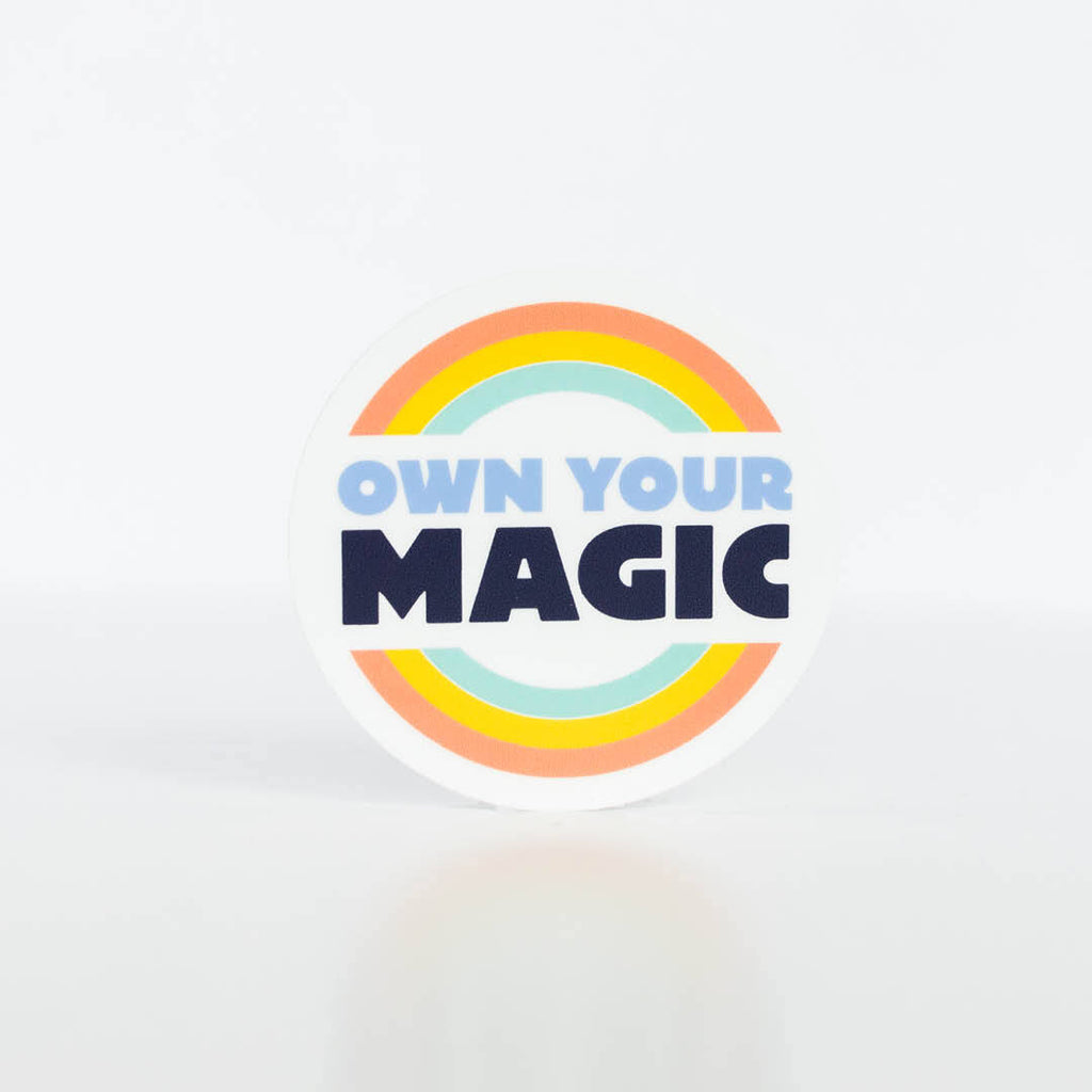 OWN YOUR MAGIC STICKER - Hollis Co