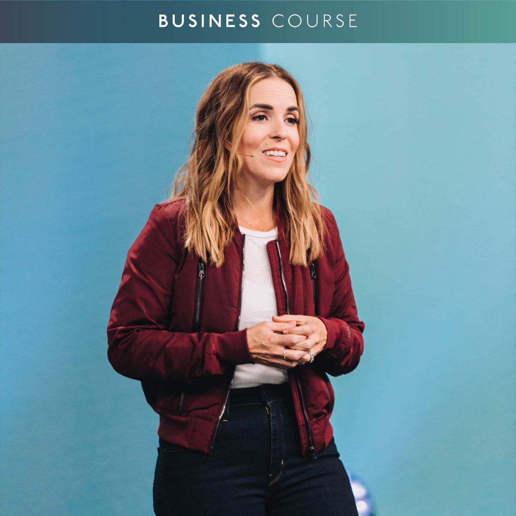 LEADERSHIP IN BUSINESS WITH RACHEL HOLLIS