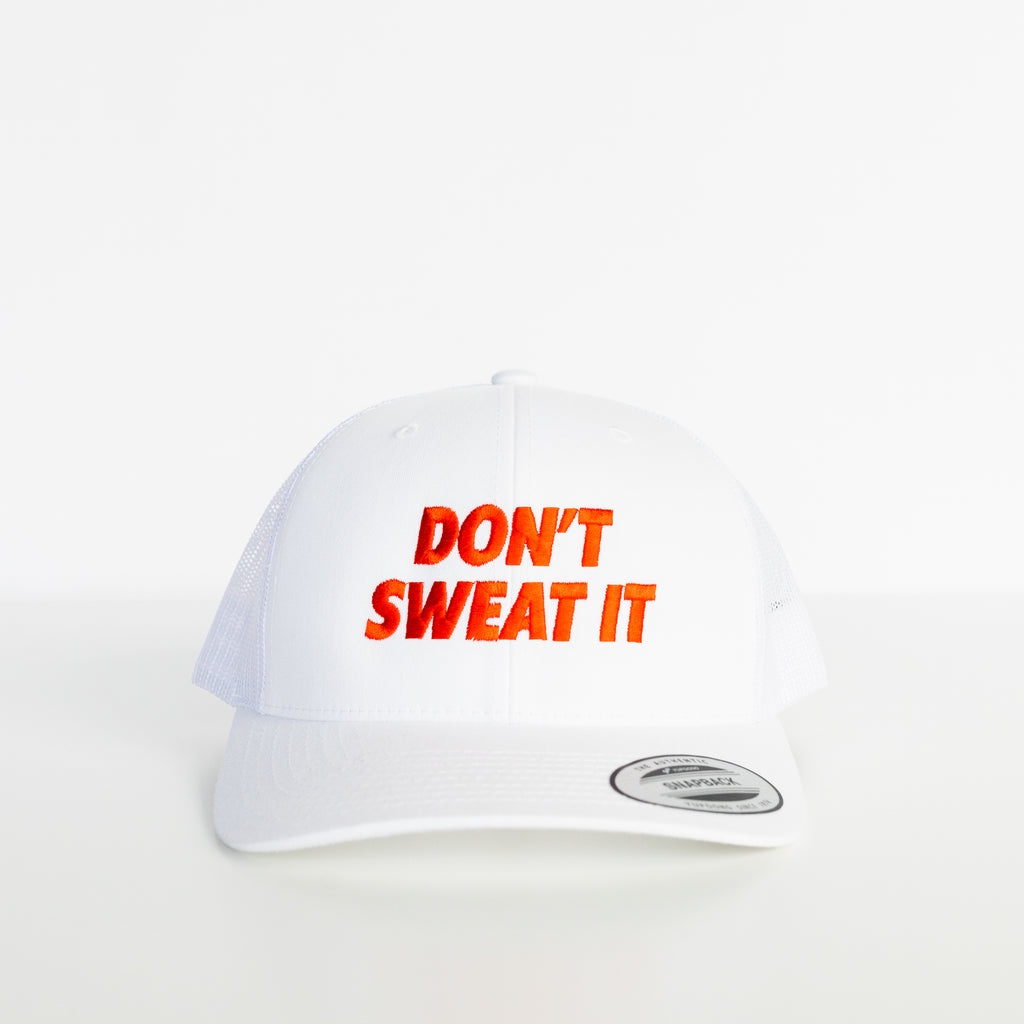 DON'T SWEAT IT HAT - Hollis Co