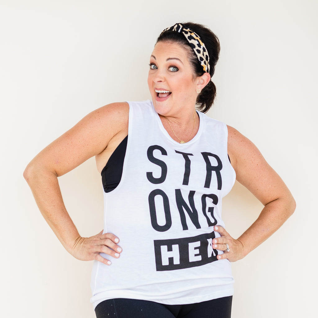 STRONG-HER WOMEN'S TANK - Hollis Co