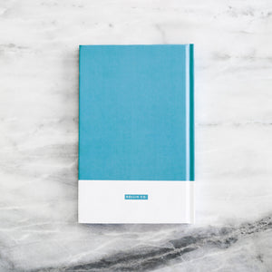 START TODAY JOURNAL - OCEAN BLUE- COMING 5.20.19 - Hollis Co
