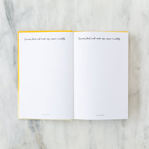 START TODAY JOURNAL - HUSTLE - Hollis Co