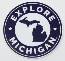 Explore Michigan Sticker