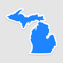 Michigan Window Cling