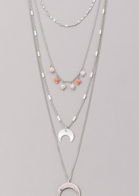 "The Layered ""Star Gazing"" Necklace-Luminous Sky Boutique"
