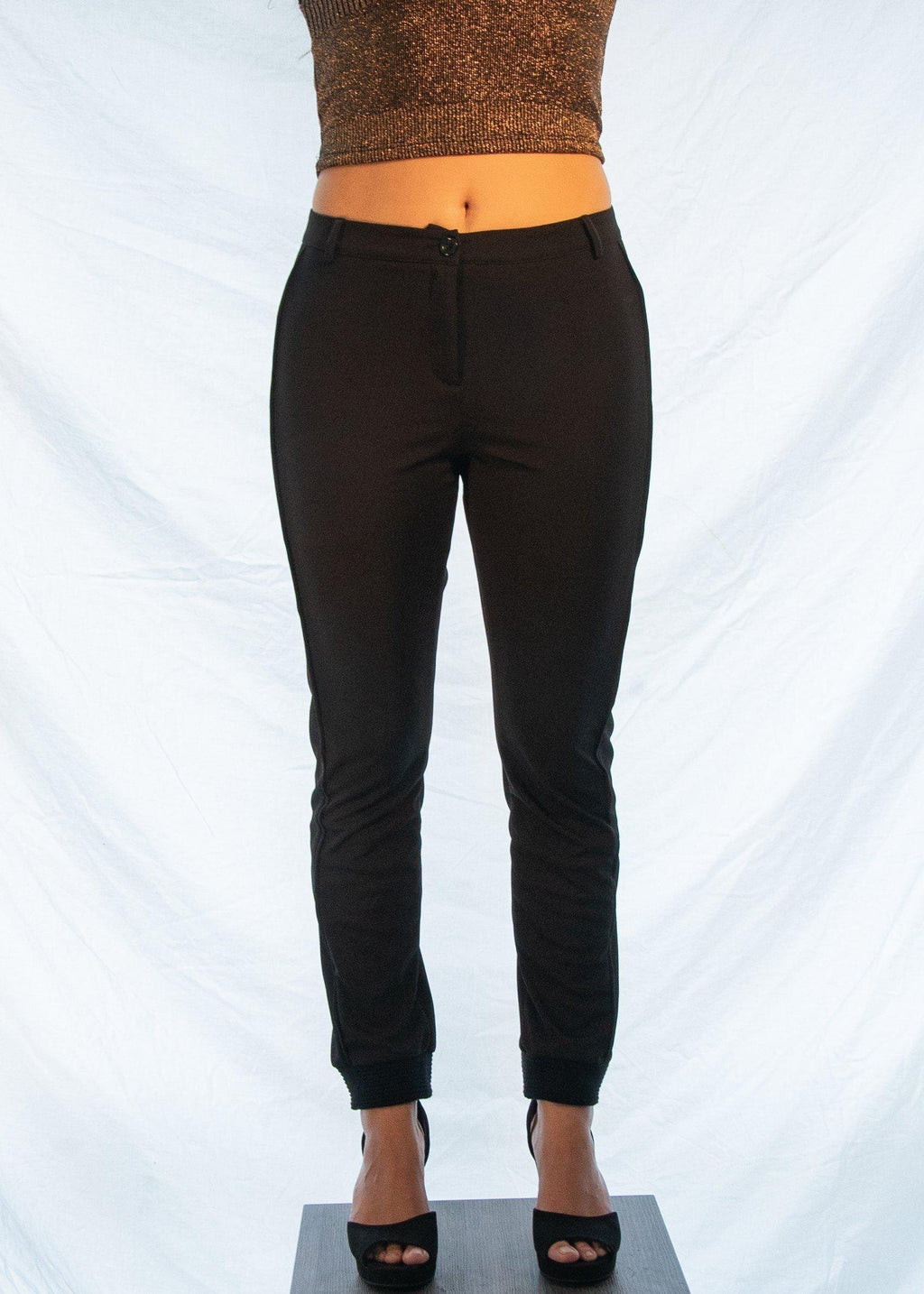 """Business in Front, Party in Back"" Joggers-Luminous Sky Boutique"
