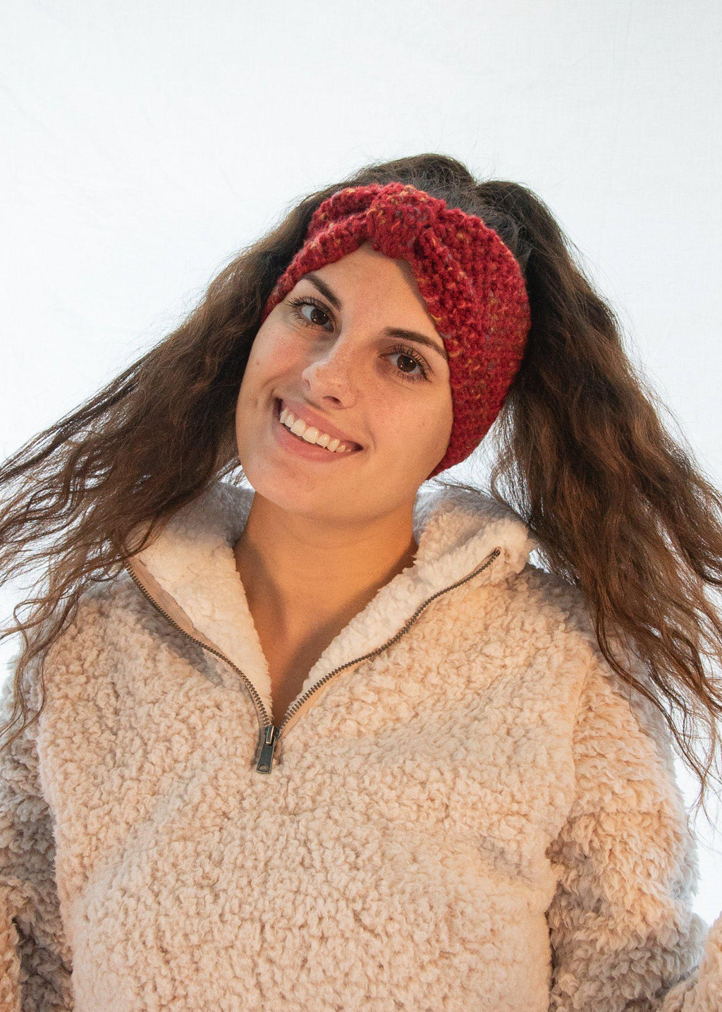 The Cozy Sweater Head Wrap-Luminous Sky Boutique