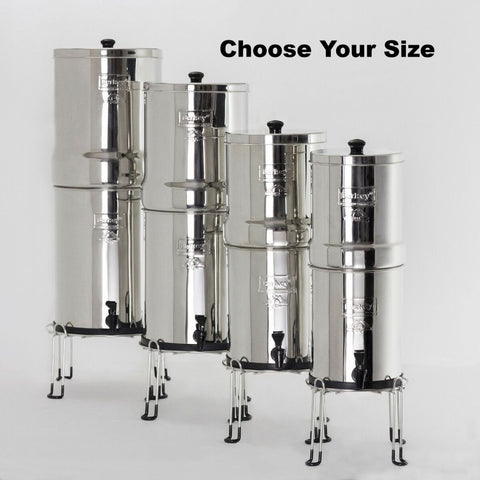 Berkey Base , berkey water filter usa, Berkey stand , berkey stainless steel base