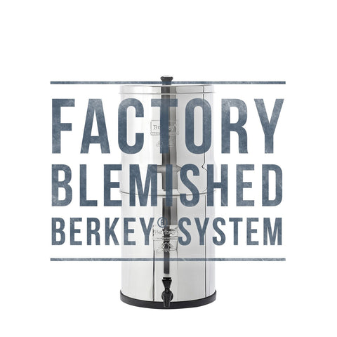 Blemished Big Berkey System (Discounted)