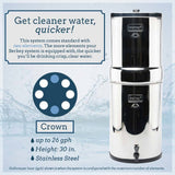 Blemished Crown Berkey System (Discounted)