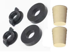 berkey washers , berkey wingnut, berkey blocking plugs , berkey parts