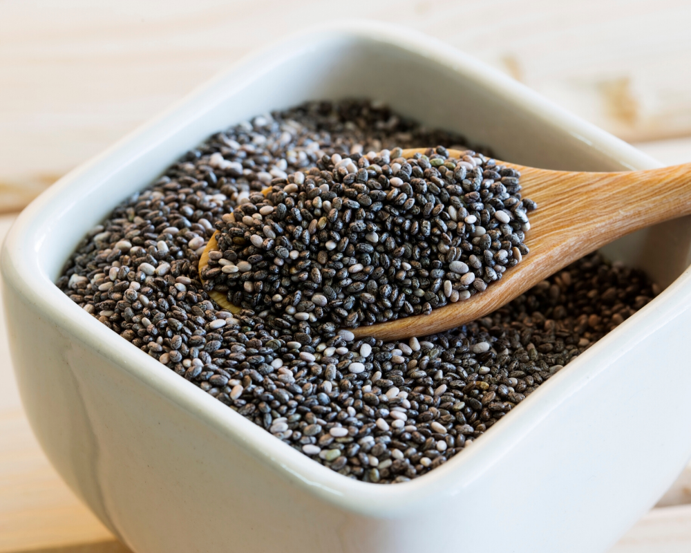 The Benefits of Chia Seeds for Dogs