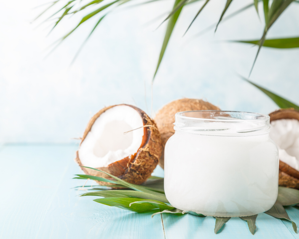 Itching? Allergies? Reach for Coconut Oil!