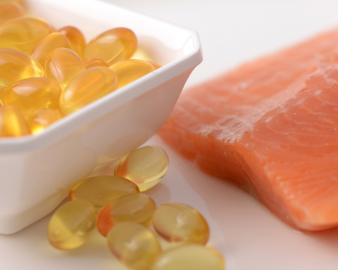 The Health Benefits of Salmon Oil