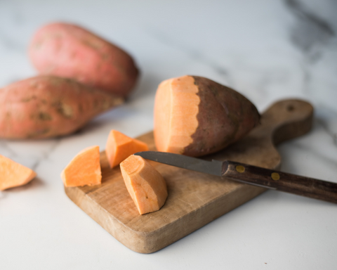 The Benefits of Sweet Potatoes for Dogs