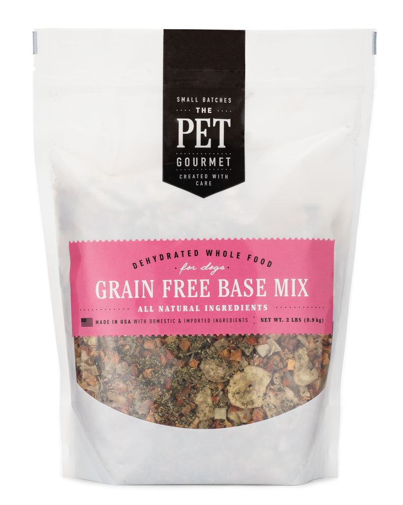 Grain Free Dog Food Premix