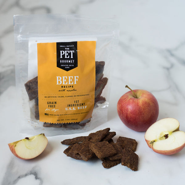 Beef Jerky with Apples