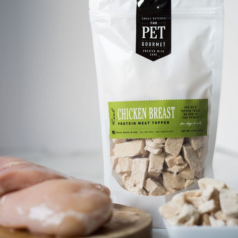 Freeze Dried Chicken Breast