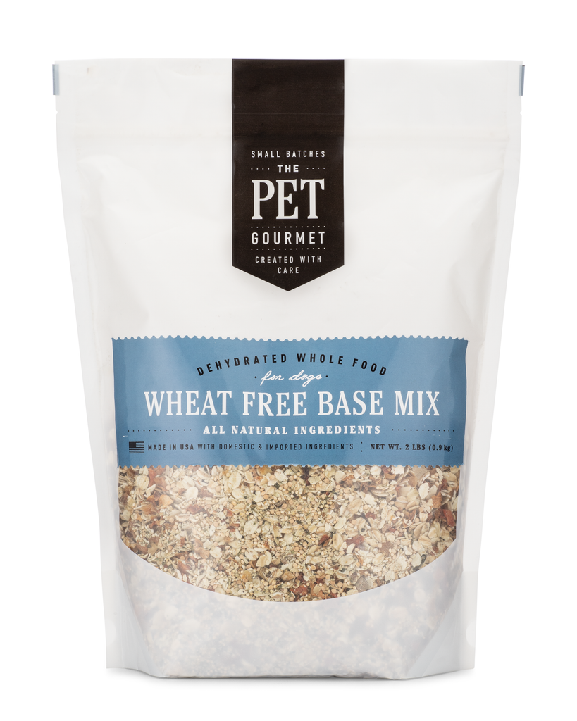 Wheat Free Dog Food Premix