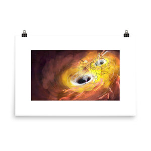 Black Holes Fighting
