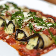 Load image into Gallery viewer, Eggplant Involtini