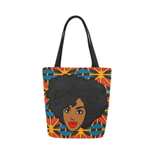 Load image into Gallery viewer, Candy Love  -  Custom Afrocentric Tote Bag