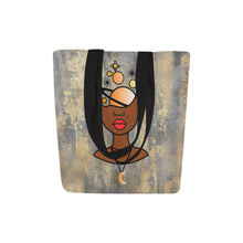 Load image into Gallery viewer, Universal Mind  -  Custom Afrocentric Tote Bag
