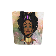 Load image into Gallery viewer, Enlightened Soul  -  Custom Afrocentric Tote Bag