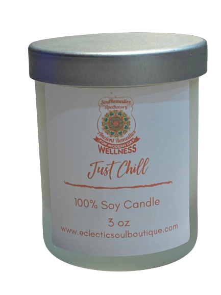 Just Chill - Soy Candle | Scented Candles | Scented Soy Candle