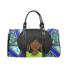 Load image into Gallery viewer, Royal African Queen  - Travel Bag