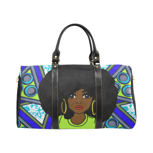 Royal African Queen  - Travel Bag