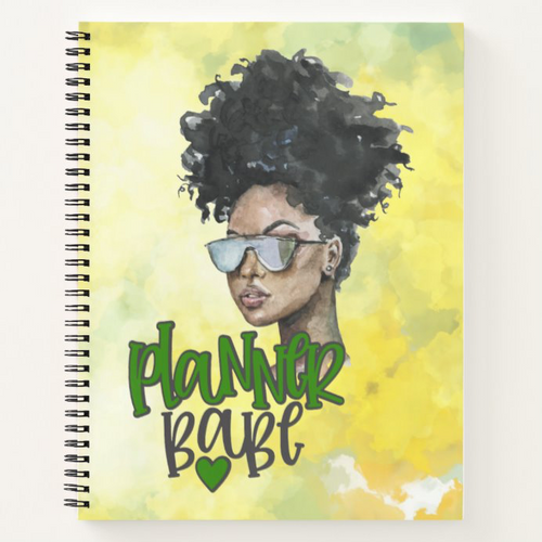 Planner Babe Idea Notebook