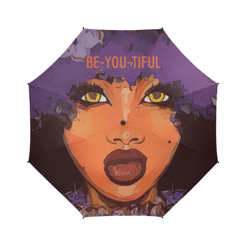 Be-YOU-Tiful - Custom Afrocentric Umbrella