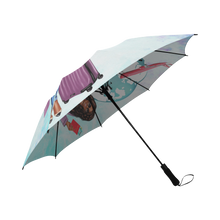 Load image into Gallery viewer, Eat Travel Explore- Custom Umbrella