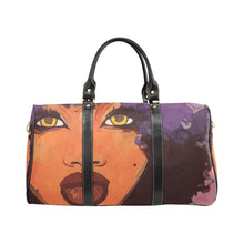 Load image into Gallery viewer, Be-YOU-Tiful  -   Custom Afrocentric Travel Bag