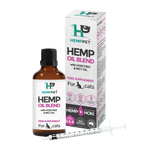 Hempseed Oil Blend with Hoki Fish and MCT Oil for Cats 100ml