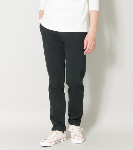 ARC Denim Chino - Enzyme Black