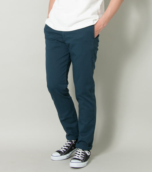 ARC Stretch Chino - Prussian Blue