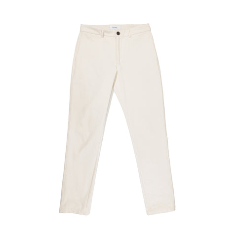Arc Pant - Natural Herringbone