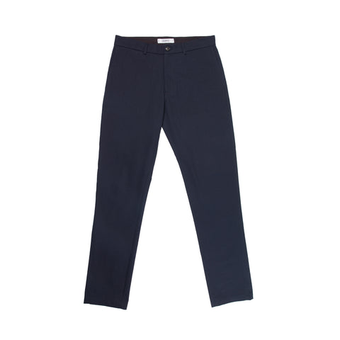 Arc Pant - Dark Navy Herringbone