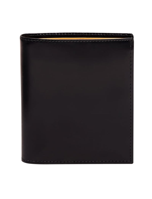 Ettinger- Bridle Hide Mini Wallet Black
